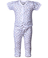 Baby Hug - Front Open Boys Night Suit