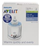 Avent - Naturally Express - Bottle & Babyfood Warmer - Fast And Easy To Use