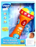 Learning & Activity Toys - Vtech Sing Along Microphone