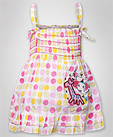 Kidsrus - Singlet Polka Dot Frock With Bloomer