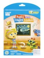 Vtech Bugsby Reading System Book Bugsby and the Magical Museum