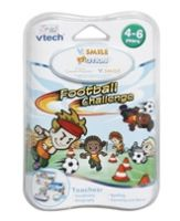 Vtech® V.Smile Motion® Football Challenge Software 4 - 6 Years, Teaches: Vocabulary, Spelling, Geograph...