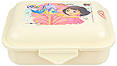 Buy Dora - White Flap Lunch Boxes