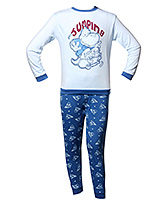Pajama Set- Blue