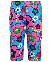 SAPS - Flower Printed Leggings