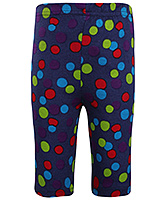 SAPS - Colourful Polka Dotted Leggings