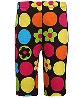SAPS - Leggings With Polka Dots