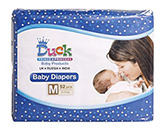 Baby Diapers - Duck - Baby Diapers
