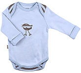 Kushies Baby - Full Sleeves Baby Onesies