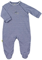 Kushies Baby - Full Sleeves Romper With Zip
