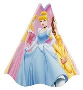 Disney Princesses  - Cone Hat