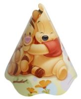 Disney Winnie The Pooh - Cone Hat