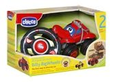 Chicco - Billy BigWheels 2 Years +, Easy to drive toy car