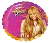 Disney Hannah Montana - Paper Plate