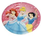 Disney Princess - Paper Plate