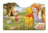 Tigger and Pooh - Invitation Card