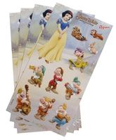 Disney Princess Snow White And The Seven Dwarfs - Stickers