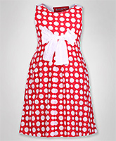 Little Pixies - Sleeveless Bow Frock