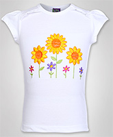 Isabelle - Machine Embroidery Top