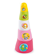 Smoby - Cotoons Happy Tower Pink