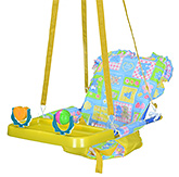 Buy Mothertouch Top Swing Yellow N Blue - Upto 8 Kg