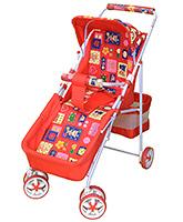 Buy Mothertouch - Pram Dx Red