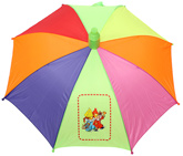 Fab N Funky - Colourful Umbrella With Whistle