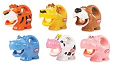 Little Tikes - Glow And Speak Animal Flashlight - 18 Months+