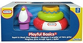 Little Tikes - Squirt And Stack Play Penguine - 12 Months+