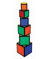 Rubiks -  Twisty Stack & Nest Cubes