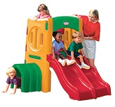 Buy Little Tikes - Twin Slide Tunnel Climber