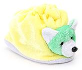 Buy Morison Baby Dreams - Baby Booties Yellow