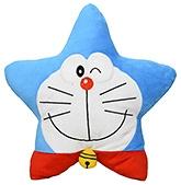 Doraemon  - 35 cm Soft Cushion Blue