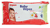 Pigeon Baby Wipes - 82 Pieces