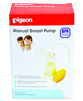 Buy Pigeon - Manual Breast Pump