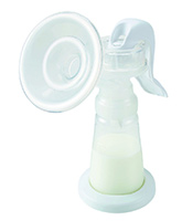Adjustable Manual Breast Pump Adjustable Suction, Scientific Lock Design, Interloc...