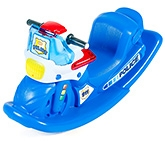 Buy Little Tikes - Police Cycle Sounds Rocker