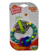 Bright Starts - Grab And Spin - 3 Months +