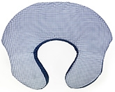 Buy Bright Starts  - 2 in 1 Feeding Pillow Baby Lounger Light Blue