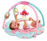 Buy Bright Starts Pink Pals Activity Gym