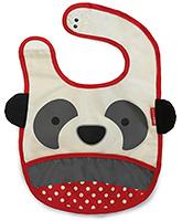 Skip Hop - Panda Print Baby Bib