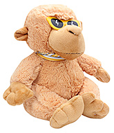 Play N Pets - Soft Toy Monkey Light Brown