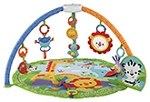 Fisher Price - Rain Forest Friends Musical Gym