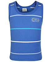 Watermelon - Blue Sleeveless T Shirt