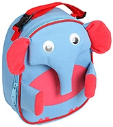 Elephant Lunch Bag 2 years +, 18 X 8.5 X 23 cm,  Bags with colorful ani...