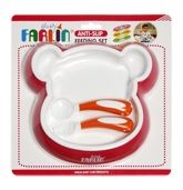 Dishes &amp; Utensils - Farlin - Anti-Slip Feeding Set