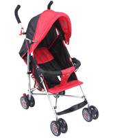 Buy Sunbaby Classic Stroller Baby Buggy - Red