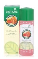 Biotique Bio Honey Gel Lightening Foaming Cleanser