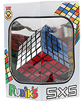 Rubiks 5 x 5 8 Years+, 7x7x7 cm, Magic Speed Cube Speedcube Twist...