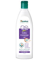 Himalaya - Baby Massage Oil